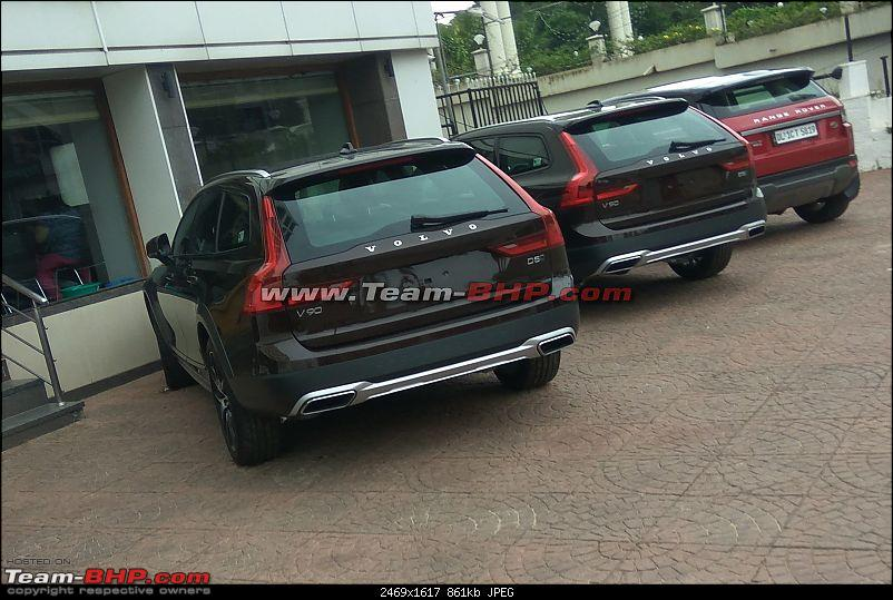 Volvo V90 Cross Country spotted in Mangalore. EDIT: Launched at Rs. 60 lakh-img_20170629_165535.jpg