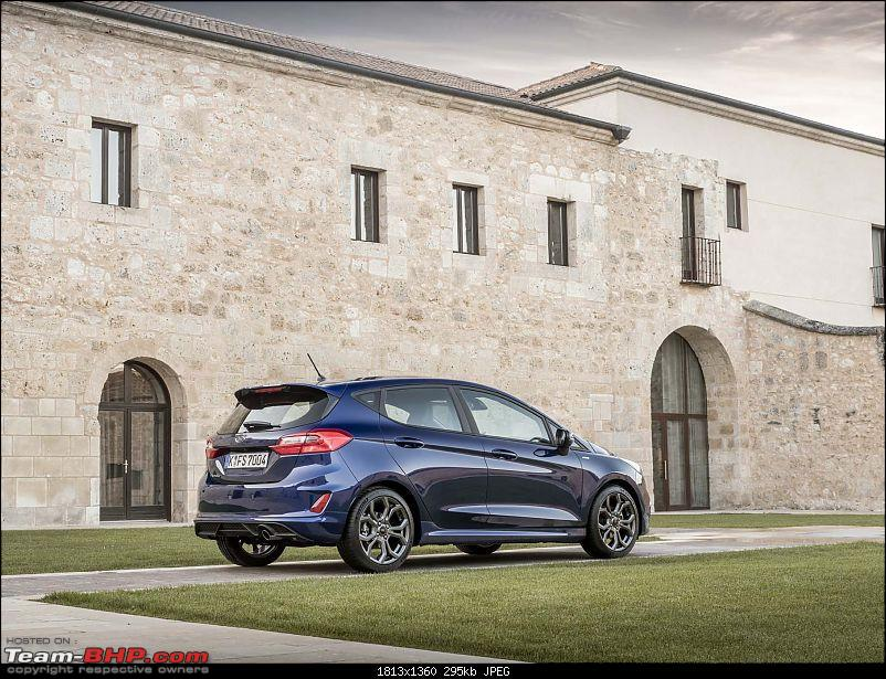 Shouldn't Ford get the new 2017 Ford Fiesta to India?-2018fordfiestastlineeurospecrearthreequarter.jpg