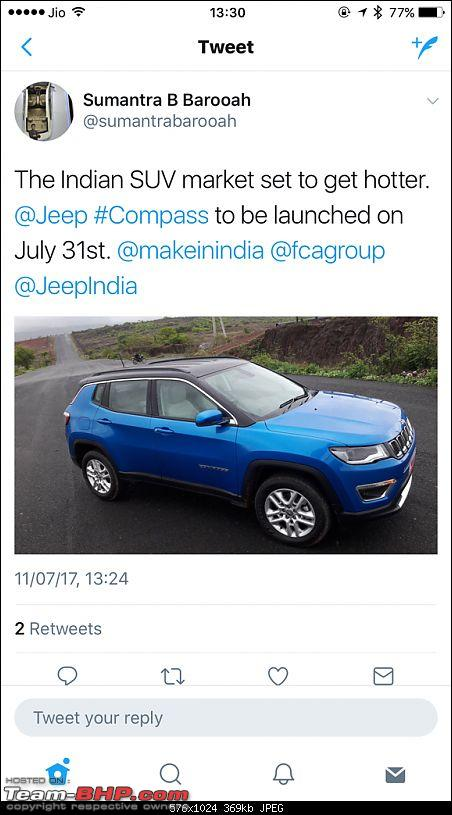 Meeting the Jeep Compass. EDIT: Priced between 14.95 to 20.65 lakhs-imageuploadedbyteambhp1499760103.800265.jpg