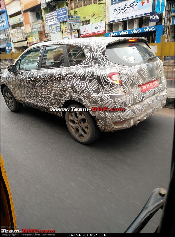 The Renault Captur SUV. EDIT: Launched @ Rs 9.99 lakhs-2.jpg