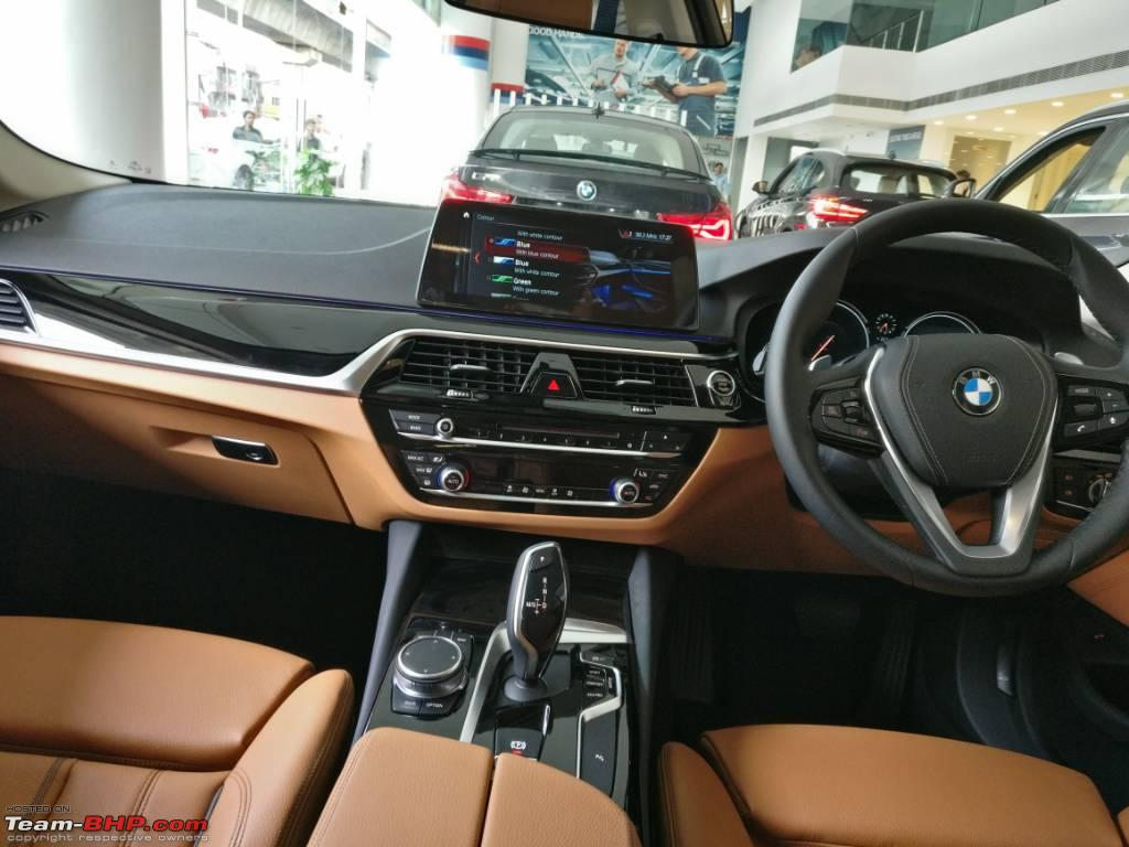 The next-gen BMW 5-Series (G30)  EDIT: Launched at Rs  49 90 lakh