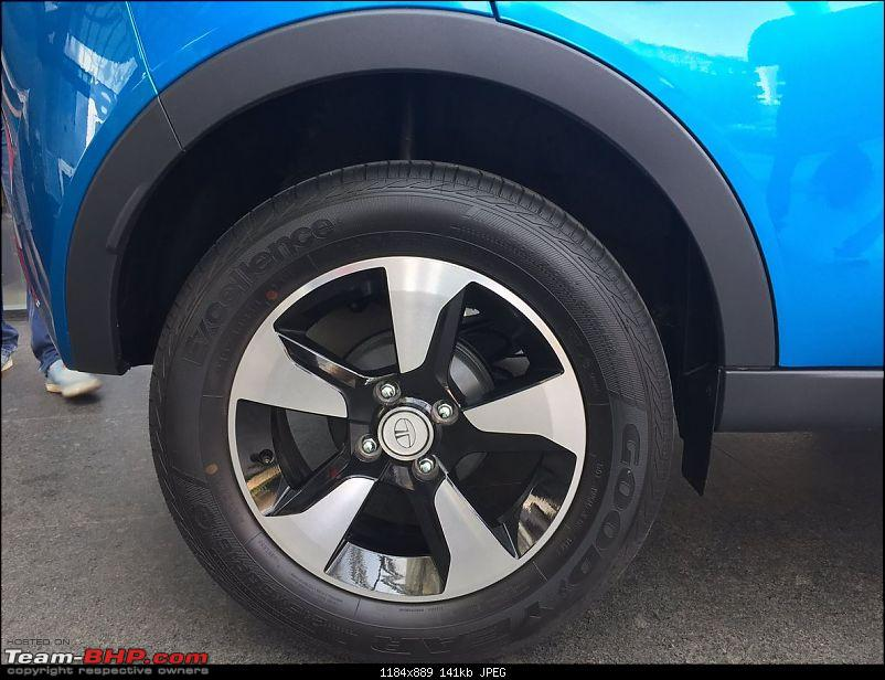 The Tata Nexon, now launched at Rs. 5.85 lakhs-tire.jpg