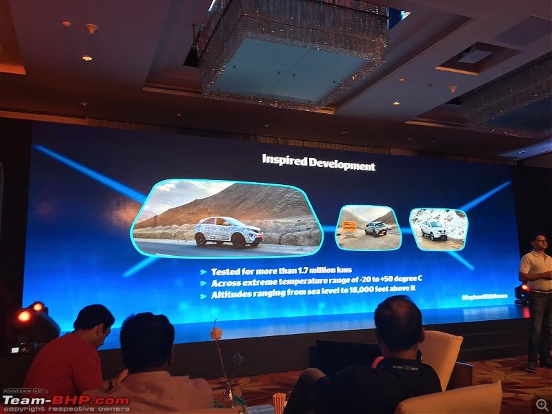 Tata's compact SUV, the Nexon. EDIT: Launched at Rs. 5.85 lakhs-dfqpatov0aarmtf.jpg_large.jpeg