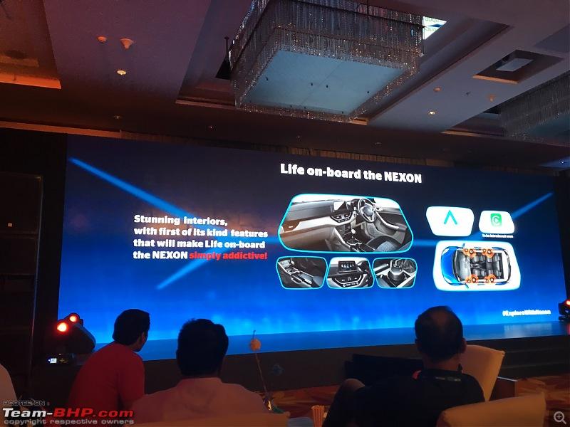Tata's compact SUV, the Nexon. EDIT: Launched at Rs. 5.85 lakhs-dfqood2voaae31e.jpg_large.jpeg