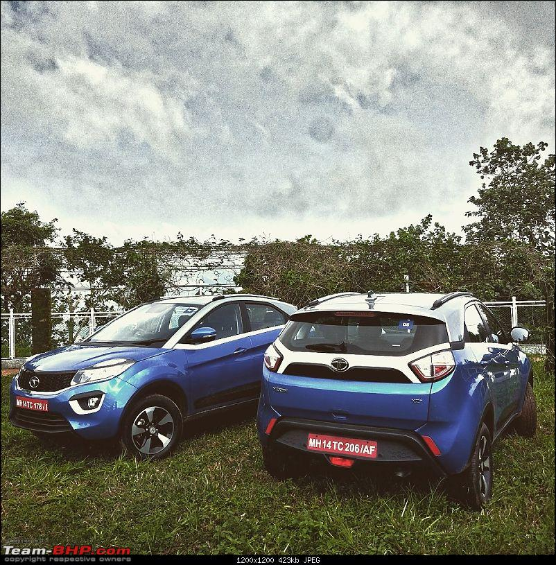 The Tata Nexon, now launched at Rs. 5.85 lakhs-nexon_blue.jpg
