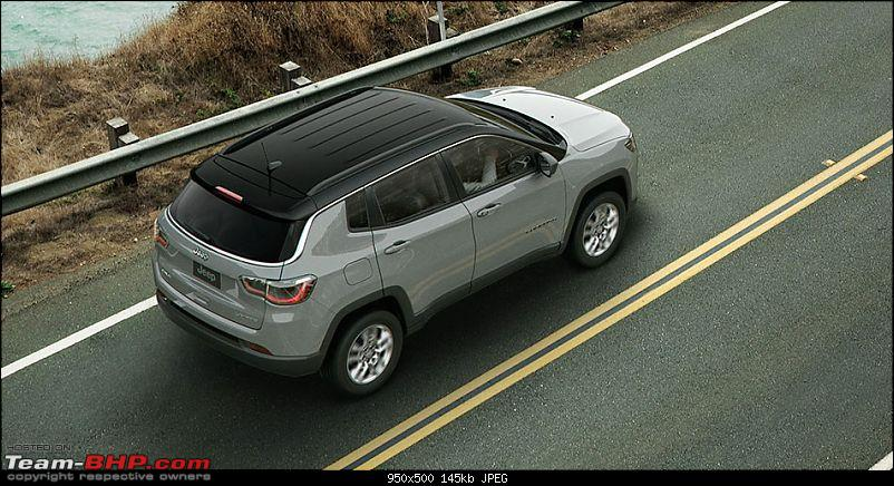 Meeting the Jeep Compass. EDIT: Priced between 14.95 to 20.65 lakhs-extgallery1.jpg