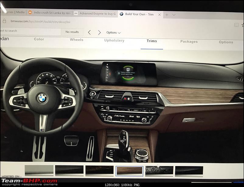 The next-gen BMW 5-Series (G30). EDIT: Launched at Rs. 49.90 lakh-2.png