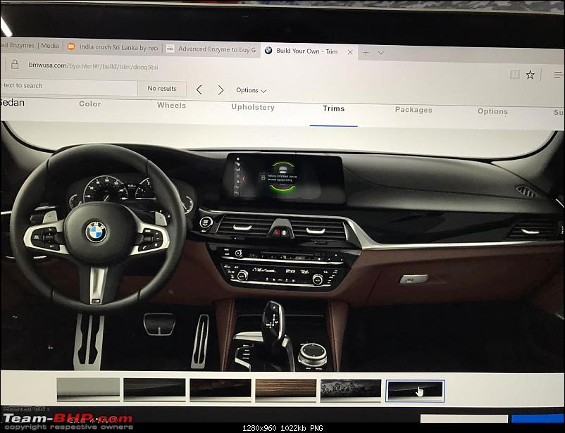 The next-gen BMW 5-Series (G30). EDIT: Launched at Rs. 49.90 lakh-3.png
