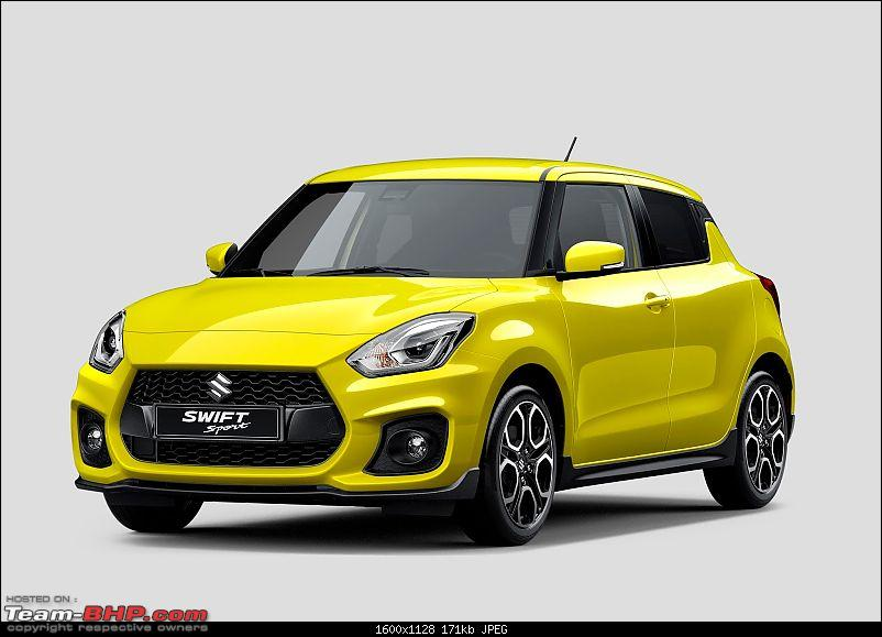 The 2017 next-gen Suzuki Swift. EDIT: Revealed in Japan-suzukiswiftsportfrankfurt.jpg