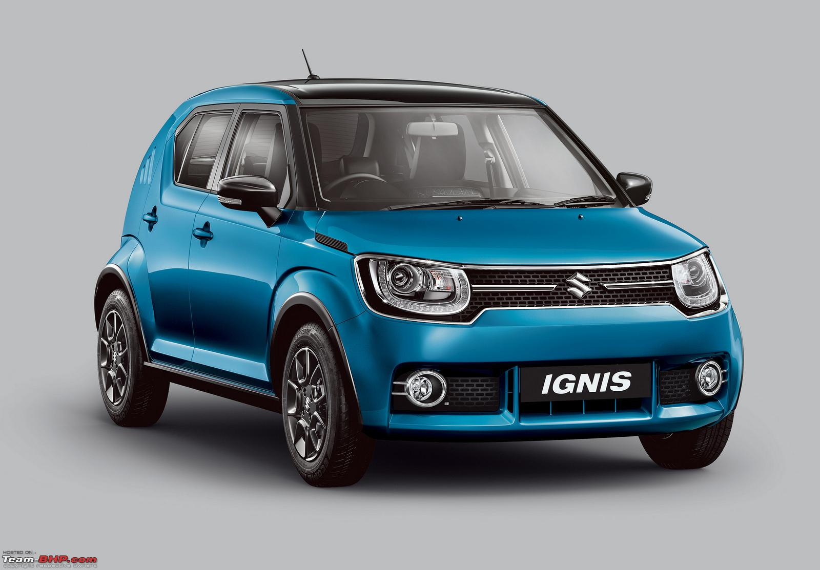 maruti suzuki ignis alpha amt launched at rs lakh. Black Bedroom Furniture Sets. Home Design Ideas