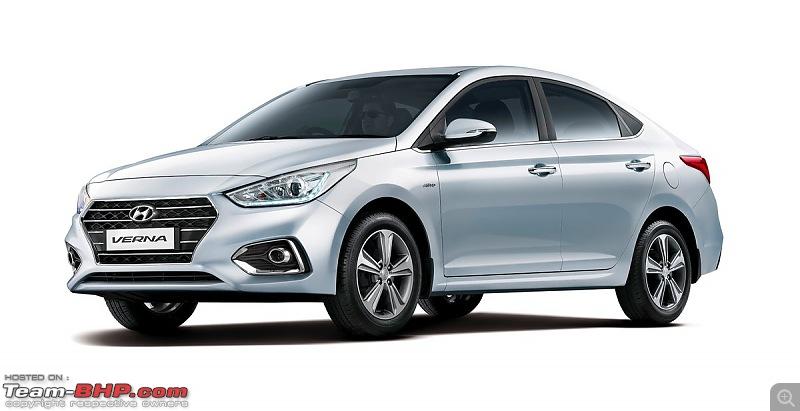 The 2017 Hyundai Verna. Launched at 8 lakhs, ex-showroom Delhi-3.jpg