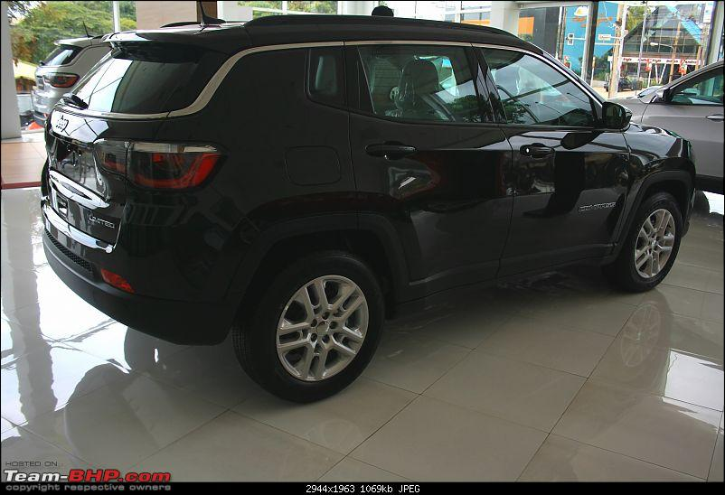 Meeting the Jeep Compass. EDIT: Priced between 14.95 to 20.65 lakhs-20170805_185246.jpg