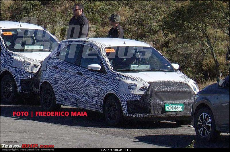 The Ford Figo & Aspire Facelifts. EDIT: Aspire launched at Rs 5.55 lakhs-ford-figo-faceliftspyshots3.jpg