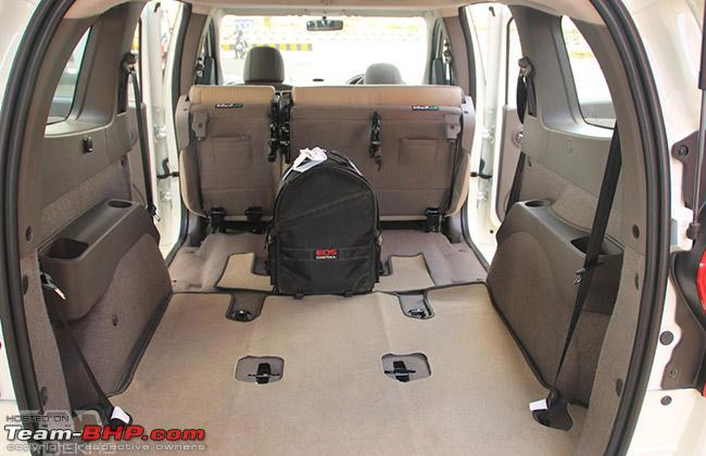 Cars with seats folding down into a flat cargo area - Page 2