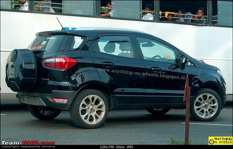 The 2017 Ford EcoSport Facelift caught testing in India. EDIT: Now launched at Rs 7.31 lakhs-201708_ford-ecosport-facelift-3.jpg