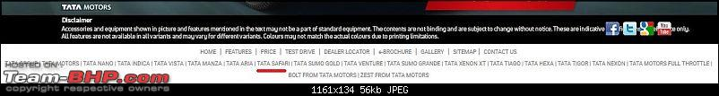 Tata Safari Dicor discontinued. EDIT: Indica & Indigo websites back up-indigo.jpg