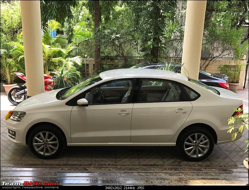 Volkswagen Vento Highline Plus launched - LED headlamps, LED DRLs and reversing camera-sideview.jpg