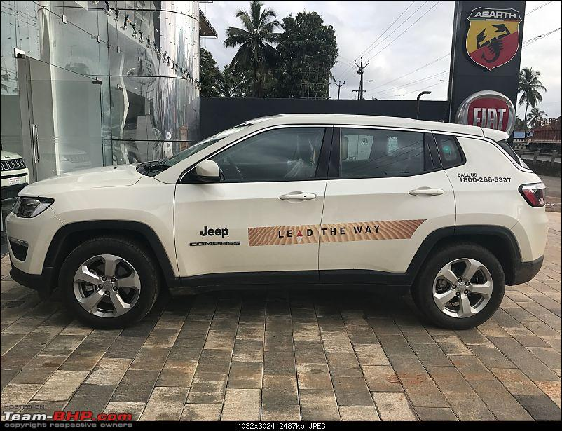 Meeting the Jeep Compass. EDIT: Priced between 14.95 to 20.65 lakhs-testdrive.jpg
