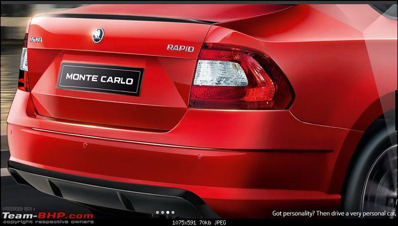The Skoda Rapid Monte Carlo Edition. EDIT: Now launched at 10.75 lakhs-m3.jpg