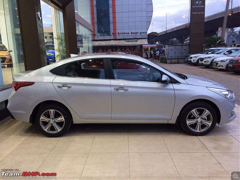The 2017 Hyundai Verna. Launched at 8 lakhs, ex-showroom Delhi-silver3.jpg