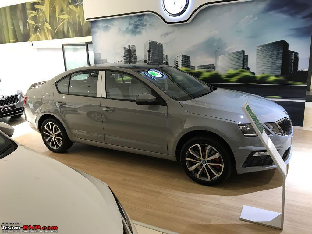Scoop Skoda Octavia Vrs Spotted In Mumbai Edit Launched At 24 62 Lakhs Page 9 Team Bhp