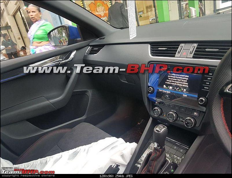 Scoop! Skoda Octavia vRS spotted in Mumbai. EDIT: Launched at 24.62 lakhs-9.jpg