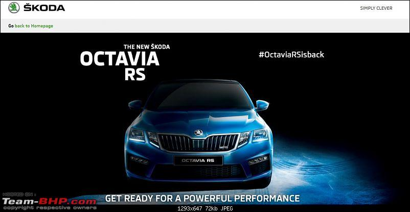 Scoop! Skoda Octavia vRS spotted in Mumbai. EDIT: Launched at 24.62 lakhs-1.jpg
