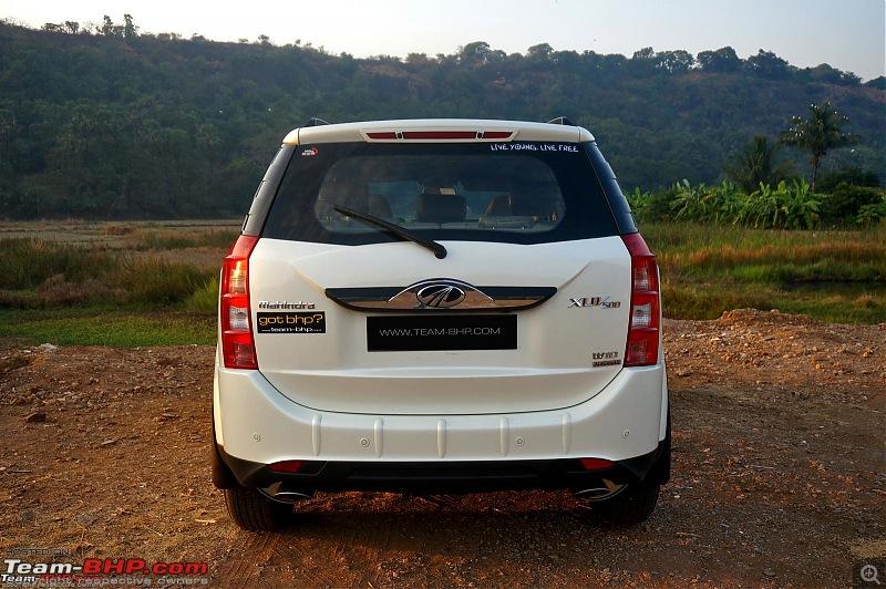 Rumour: Mahindra working on XUV500 2.2-litre petrol-mahindraxuv500auto05.jpg