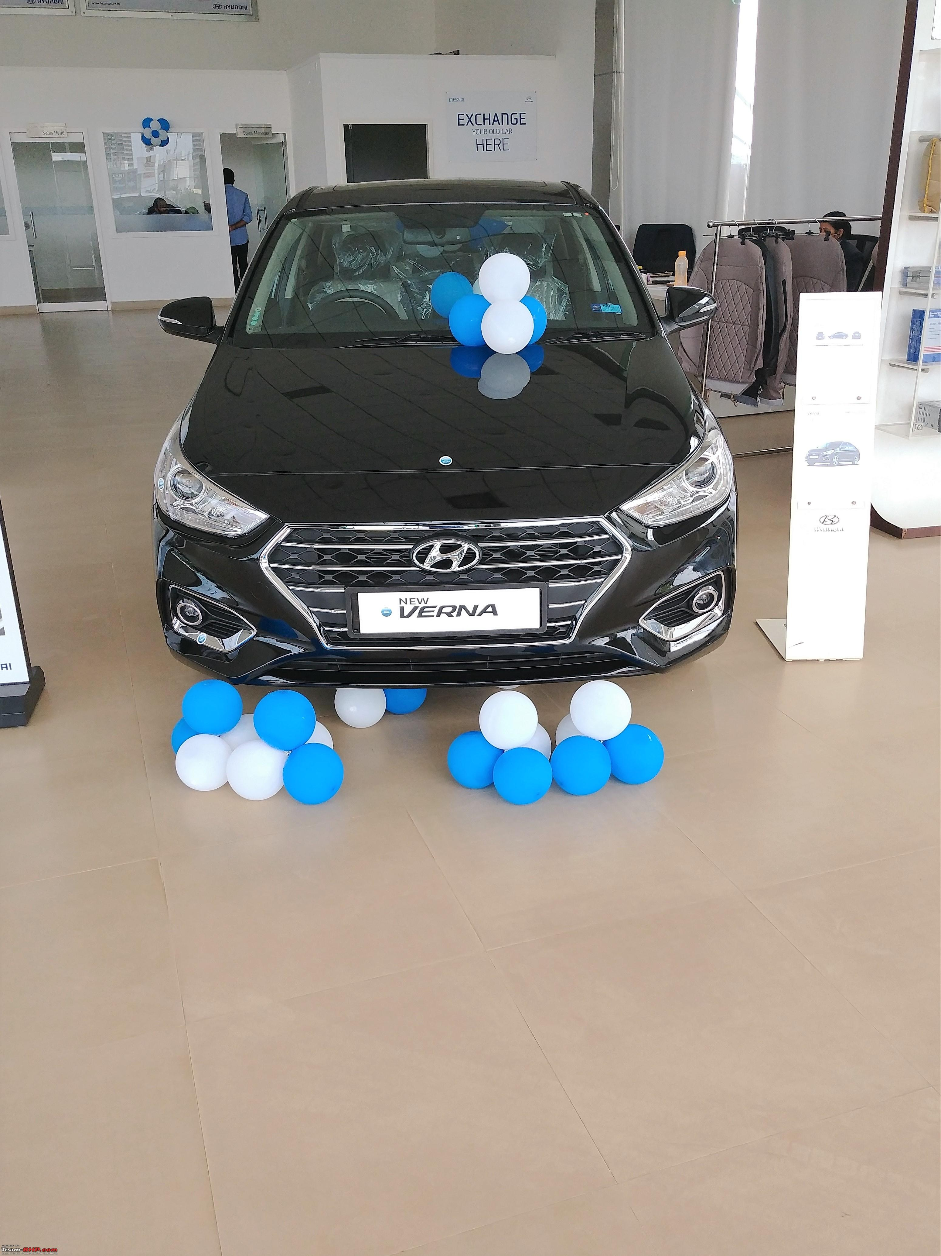 Hyundai creta price starts from 8 59 lakhs launched in india - The 2017 Hyundai Verna Launched At 8 Lakhs Ex Showroom Delhi 2