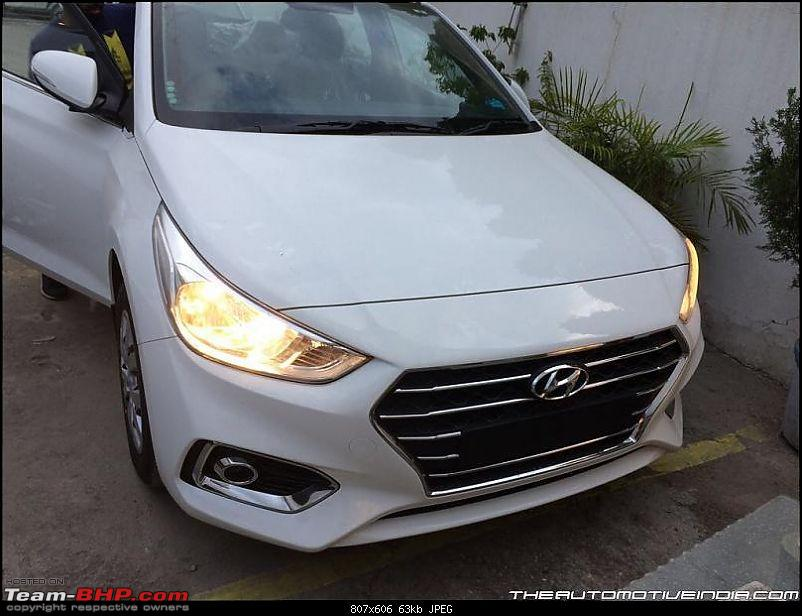 The 2017 Hyundai Verna. Launched at 8 lakhs, ex-showroom Delhi-231266d1504205090thyundaiverna5thgenlaunchedindia799lacsimg_4451.jpg