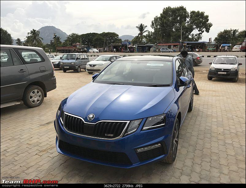 Scoop! Skoda Octavia vRS spotted in Mumbai. EDIT: Launched at 24.62 lakhs-img_6807.jpg