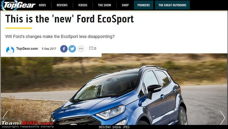 The 2017 Ford EcoSport Facelift caught testing in India. EDIT: Now launched at Rs 7.31 lakhs-uk.jpg