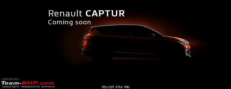 Renault teases Captur SUV; Now unveiled in India-captur.png