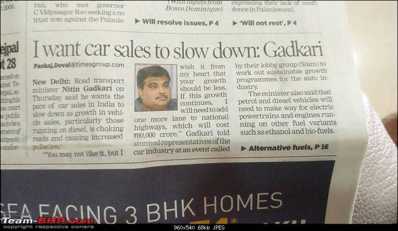 Power minister wants India to become 100% e-vehicle nation by 2030-1504838473884.jpg