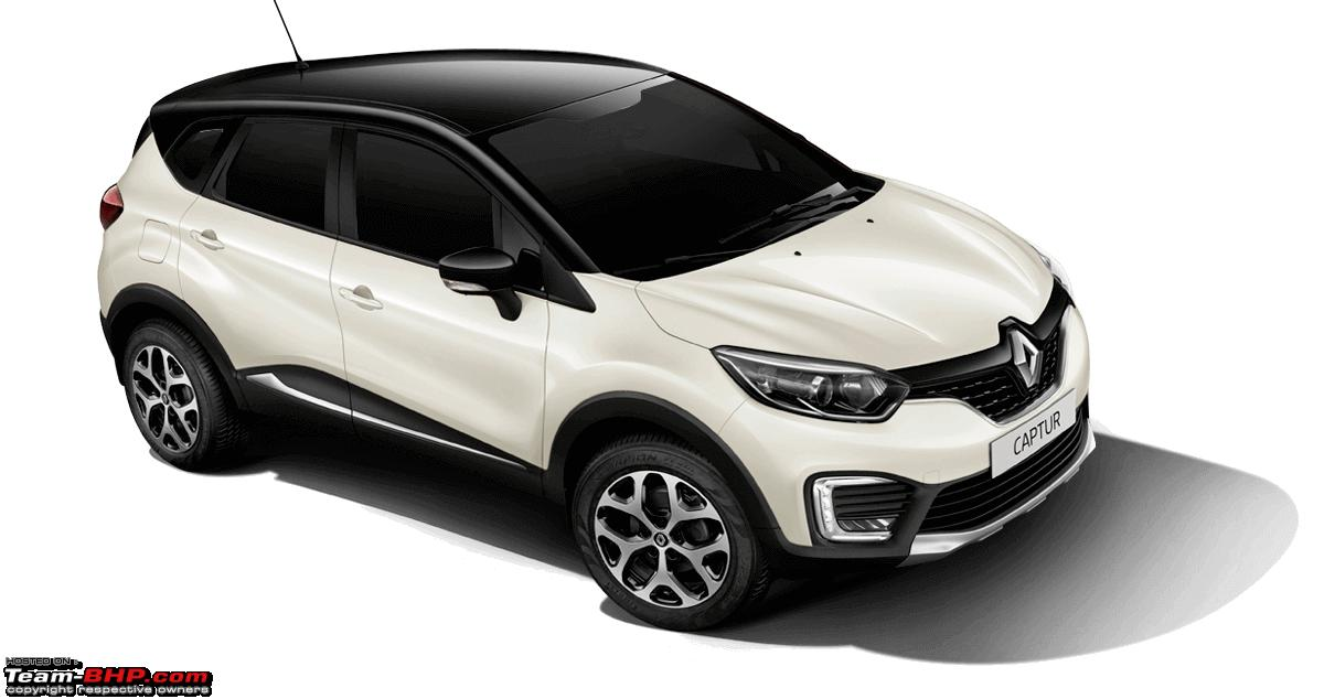 the renault captur suv edit launched rs lakhs page 17 team bhp. Black Bedroom Furniture Sets. Home Design Ideas