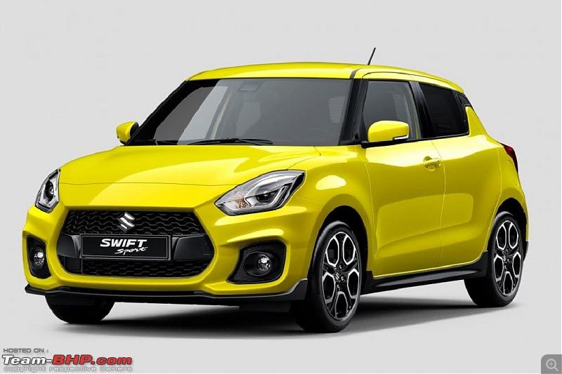 The 2017 next-gen Suzuki Swift. EDIT: Revealed in Japan-3.jpg
