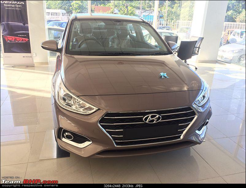 The 2017 Hyundai Verna. Launched at 8 lakhs, ex-showroom Delhi-img_8671.jpg