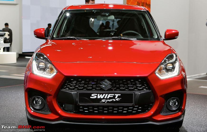 The 2018 next-gen Maruti Swift - Now Launched! - Page 29 - Team-BHP