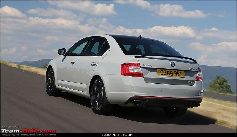 Scoop! Skoda Octavia vRS spotted in Mumbai. EDIT: Launched at 24.62 lakhs-skodaoctaviavrs230_02.jpg