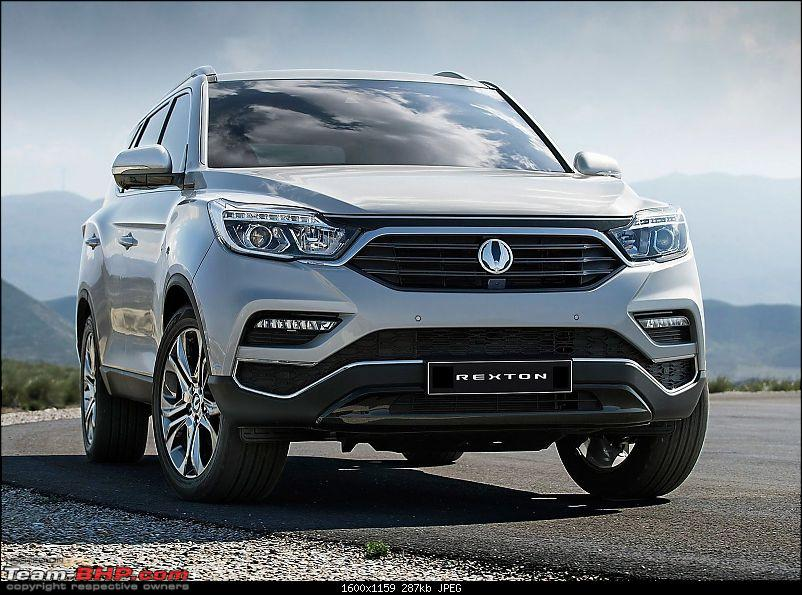 Next-gen SsangYong Rexton (Y400) to be sold as a Mahindra SUV in India-ssangyongrexton2018160001.jpg