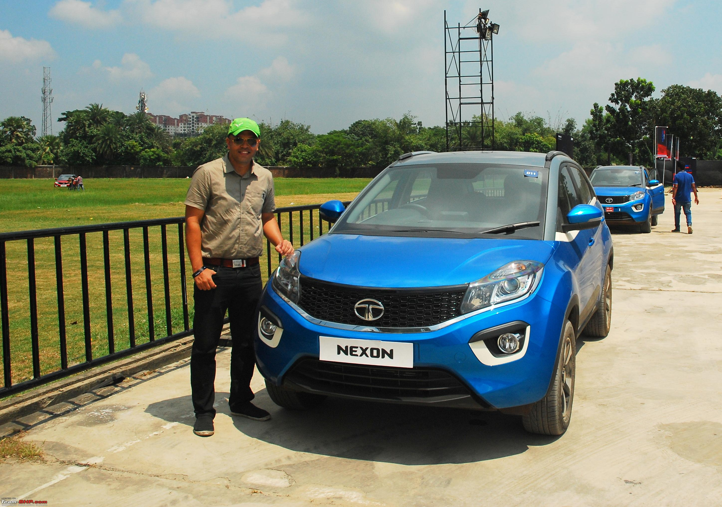 The tata nexon now launched at rs 5 85 lakhs 6 jpg