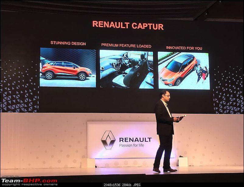 The Renault Captur SUV. EDIT: Launched @ Rs 9.99 lakhs-img_20170921_203306.jpg