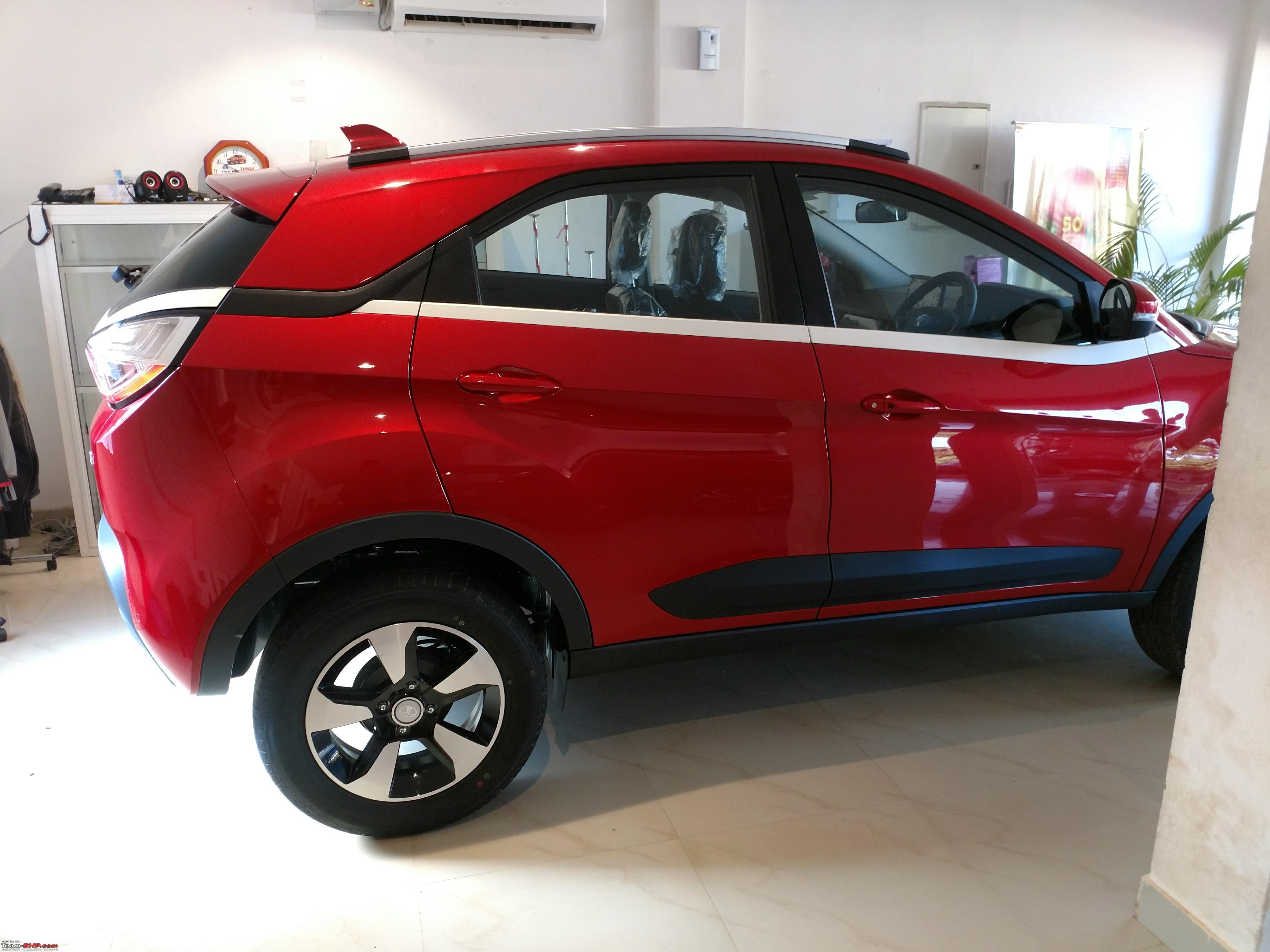 tata nexon  launched  rs  lakhs page  team bhp