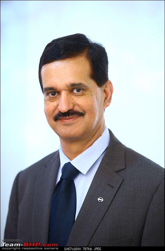 Ex-Skoda boss Thomas Kuehl is now Nissan India's President-arun-malhotra.jpg
