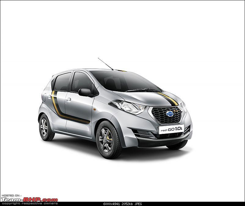 Datsun Redi-GO GOLD 1.0L launched at Rs. 3.70 lakh-datsun-redigo-1.0l-gold.jpg