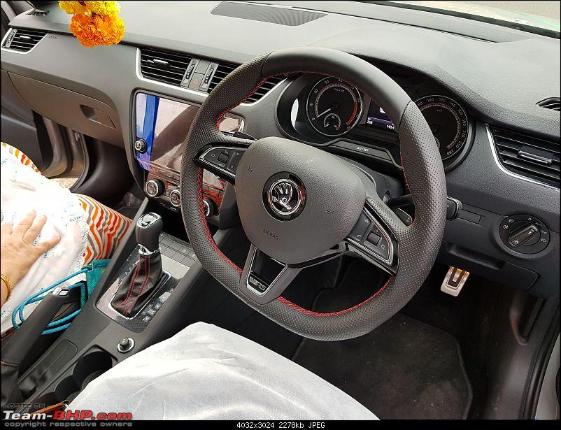 Scoop! Skoda Octavia vRS spotted in Mumbai. EDIT: Launched at 24.62 lakhs-20170930_180658.jpg