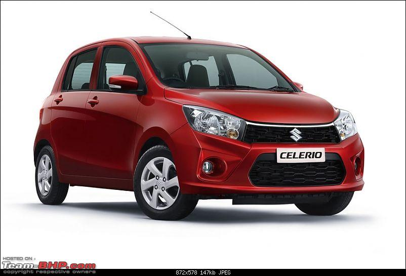 Rumour: Maruti Celerio facelift in the pipeline-celerio-facelift.jpg