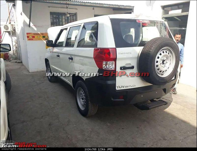 Pics: Longer TUV300 (aka TUV300 Plus?) caught testing-8.jpg