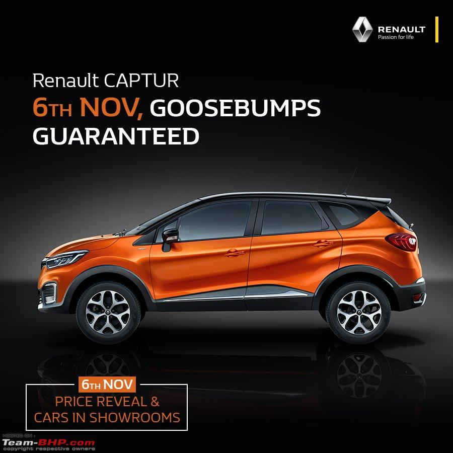 the renault captur suv edit launched rs lakhs page 27 team bhp. Black Bedroom Furniture Sets. Home Design Ideas
