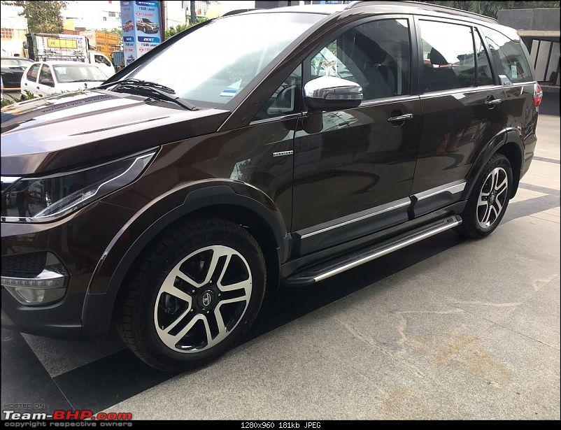 Tata Hexa Downtown Urban edition coming up. EDIT: Launched at Rs. 12.18 lakh-2.jpg